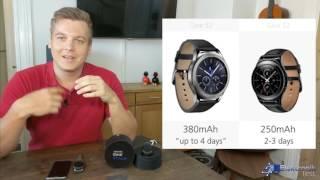 Gennemgang af Samsung Gear S3