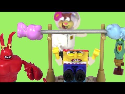 Спанч Боб Губка Боб онлайн смотреть все серии Спанч Боба