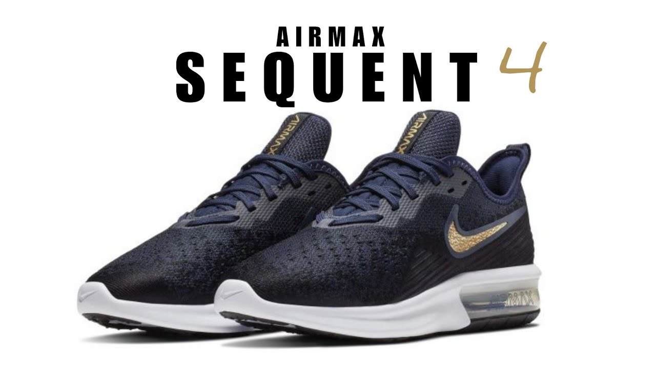 4aa4659818 #NIKE #Airmax #Sequent 4 #UNBOXING + CLOSER LOOK #airmaxday #sequent4  #running #sneakers