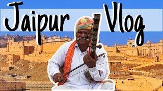 JAIPUR VLOG   MUST VISIT PLACES IN JAIPUR RAJASTHAN   Yatrika Diaries