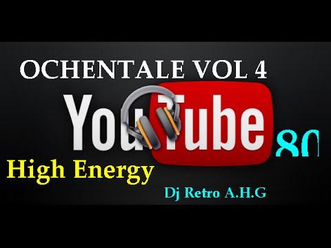 OCHENTALE VOL 4 - HIGH ENERGY - DJ RETRO A.H.G