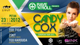 Rave'n'roll Presents Candy Cox @ Sirup [23.11.2012] ! E-nvitation !