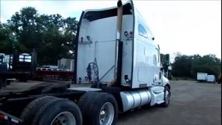 2010 KENWORTH T2000 For Sale