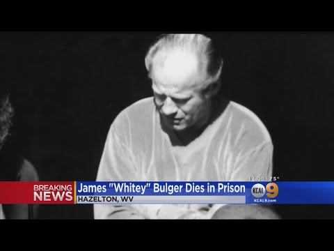 Gangster James 'Whitey' Bulger Found Dead In West Virginia Prison