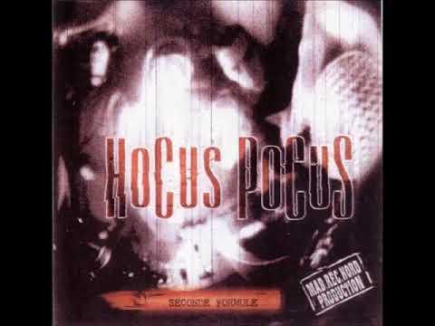 Hocus Pocus - Seconde Formule - 1998 (LP)