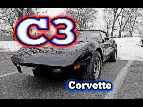 Regular Car Reviews: 1979 Corvette C3