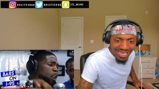 Get Well Tsu Surf! | Tsu Surf freestyles on Bars On I-95 | REACTION