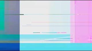Футаж глитчи, разные помехи (и со звуком)