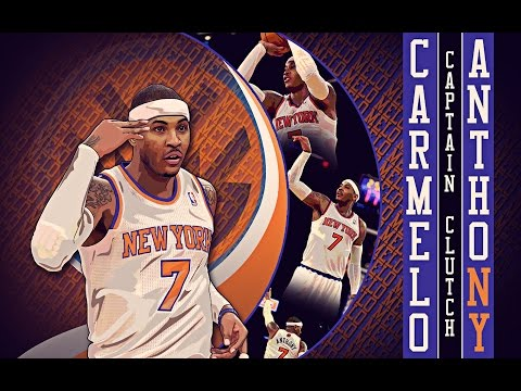 Carmelo Anthony Mix- New York's Finest (Motivational)