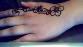 Henna By Sabina- Simple, But Elegant Design.