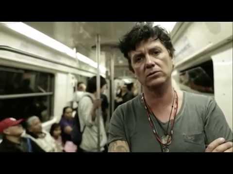 ''FUERTE'' VIDEO OFICIAL SAUL HERNANDEZ.   DISCO ''MORTAL''