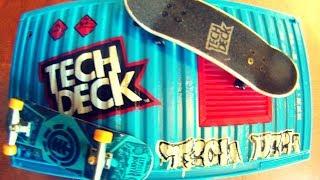 Tech Deck Skateboarding Tricks 2017
