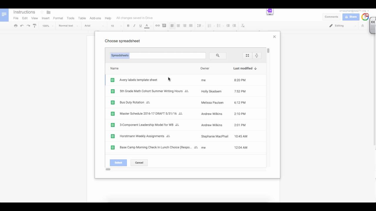 How to make labels in google docs using avery label merge youtube how to make labels in google docs using avery label merge saigontimesfo
