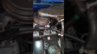 Ralentie Peugeot 106 1.1 Kid