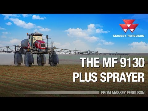 MF 9130 Plus Sprayer | New in the Australian Market