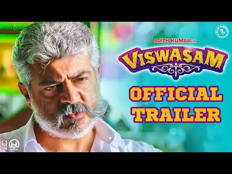 Viswasam - Official Trailer Reaction | Ajith Kumar, Nayanthara | Sathya Jyothi Films