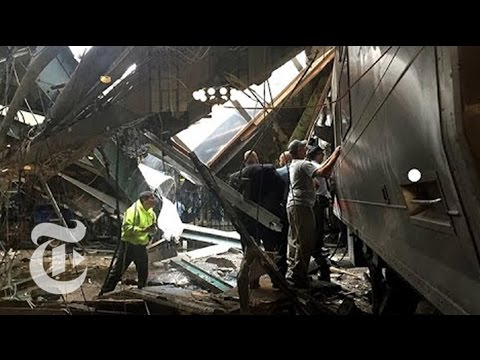 New Jersey Train Briefing | The New York Times