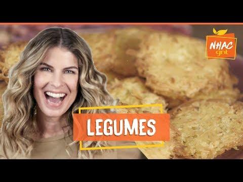 LEGUMES ASSADOS: Como Fazer Chuchu, Couve-flor E Chips De Mandioca | Rita Lobo | Cozinha Prática
