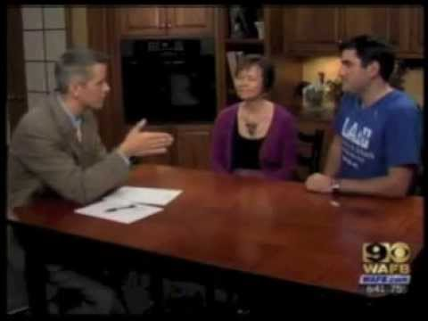 Jean Hendrickson and Jacques Rodrigue discuss Louisiana A+ Schools
