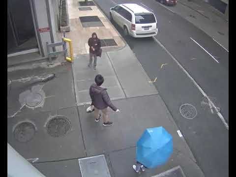 'It's All Your Fault': Asian Couple Attacked by Man in Seattle, Police Search for Suspect