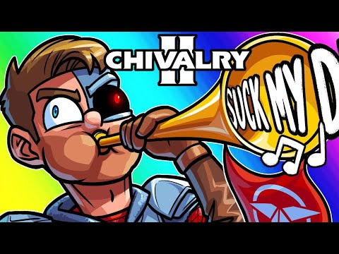 Chivalry 2 Funny Moments – Battle Crying Our Confessions!