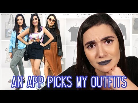Thumbnail: I Let An App Pick My Outfits For A Week