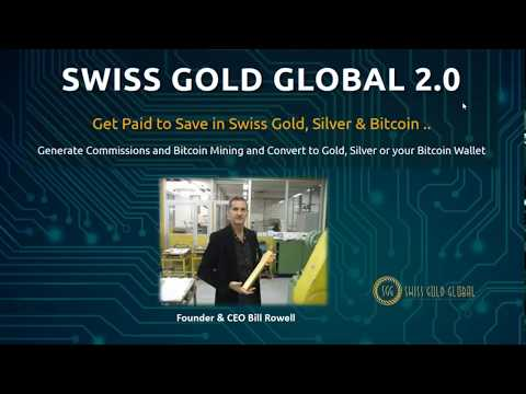 The Swiss Gold Global Multi Crypto Currency Exchange - The Gold And Bitcoin Daddy
