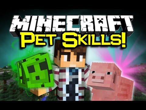 Minecraft Useful Pets Mod