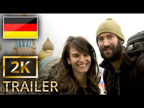 WEIT. Die Geschichte von einem Weg um die Welt - Offizieller Trailer 1 - Jetzt im Kino [2K] [UHD] (D