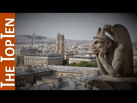 The Top Ten Gothic Cathedrals of Medieval Europe