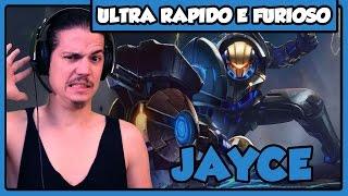 Jayce - Ultra Rápido e Furioso (URF)