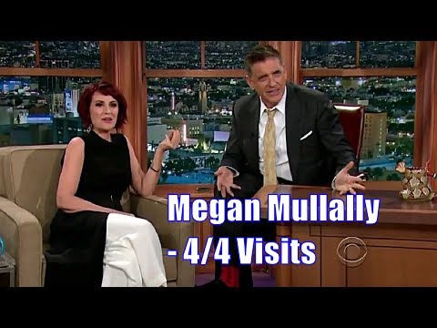 Megan Mulllally - Has An Aura Of Fun & Seduction - 4/4 Visits In Chronological Order [720p]