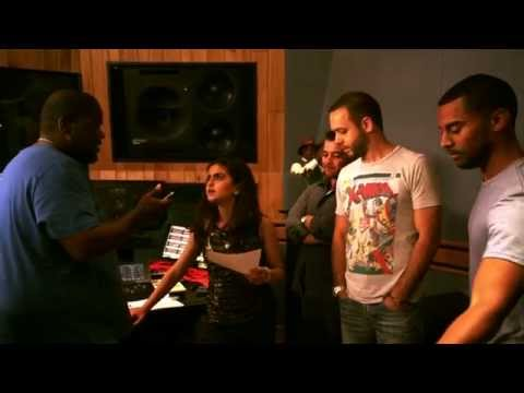 Hala Alturk - Live in the moment - Inside the recording studio - حلا الترك