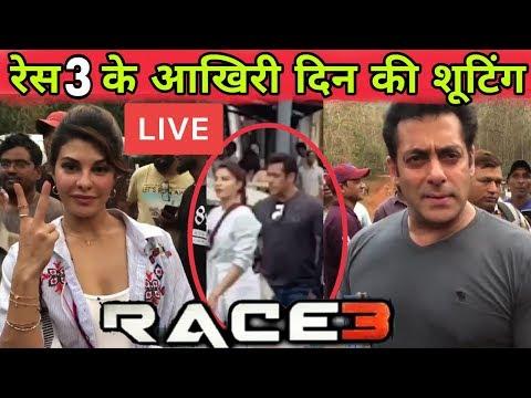 Race 3 Last Day Shooting in Bangkok | Salman Khan, Jacqueline Fernandez
