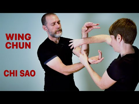 Wing Chun Chi Sao—How It Works, Why It's Used—Core JKD Wing Chun Technique