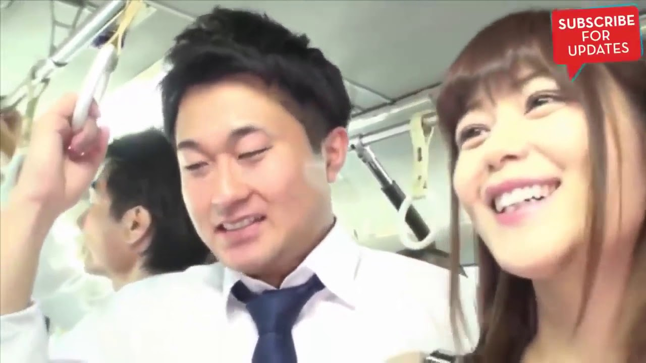 New Japan Bus Vlog Sexy Girl - Youtube-4644