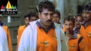 Sye Movie Rajeev Kanakala Motivating Students Scene | Nithin, Genelia | Sri Balaji Video