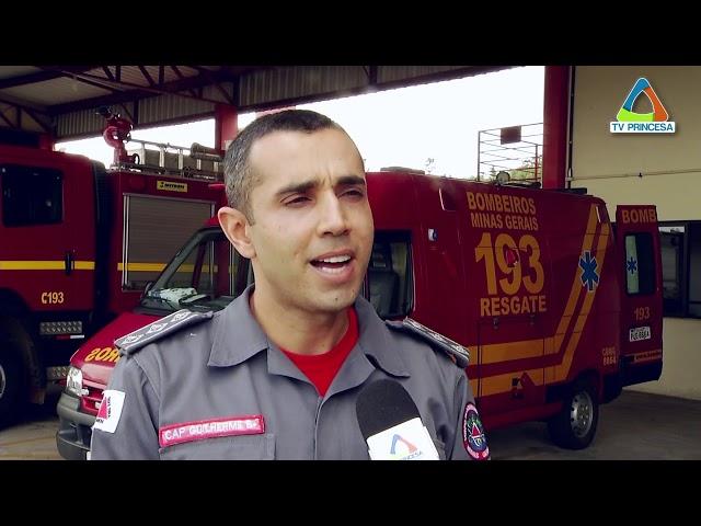 (JC 11/02/19) Acompanhe como é a presença de voluntários no trabalho do Corpo de Bombeiros