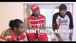 Bone Thugs-N-Harmony Recall Auditioning For Eazy-E On the Phone
