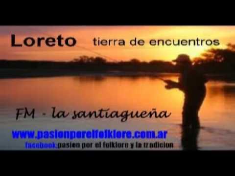 folklore enganchado de Santiago del Estero