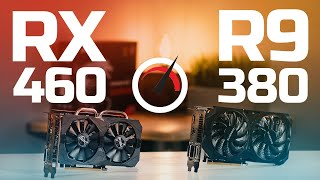 RX 460 vs R9 380 Speed Test!! | Upgrading Editing Computer