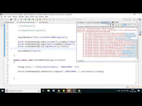 Java Script Executor
