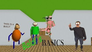 Monster School: BALDI'S BASICS CHALLENGE - Minecraft Animation