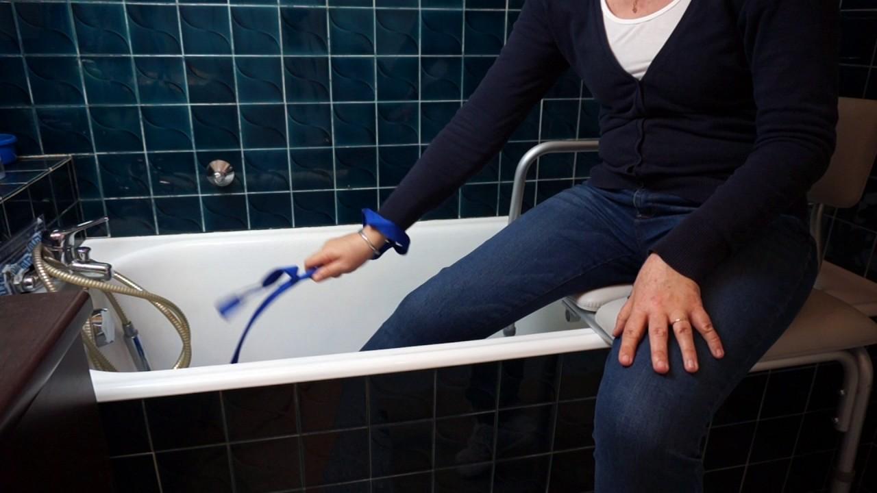 Aide Pour Sortir De La Baignoire utiliser sa baignoire en toute sécurité