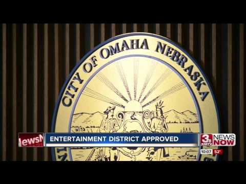Entertainment District Approved
