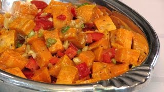 Roasted Sweet Potato Salad -- Lynn's Recipes