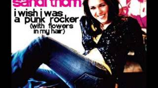 I wish I was a punk rocker - Sandi Thom (Lyrics)