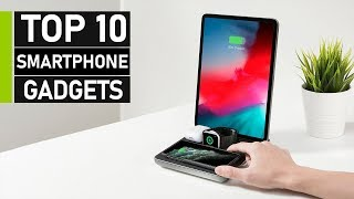 Top 10 Smartphone Gadgets You Didn't See Coming