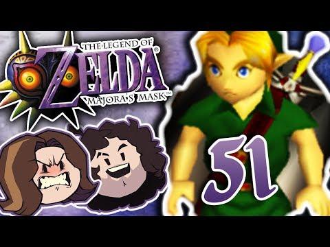 Zelda Majora's Mask: Ye Who Do Not Fear the Dead - PART 51 - Game Grumps