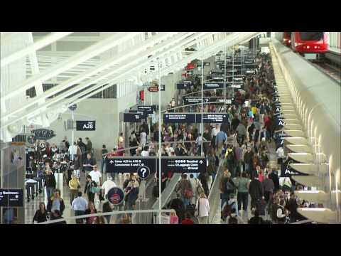 Detroit Metro Airport ~ Discover The D